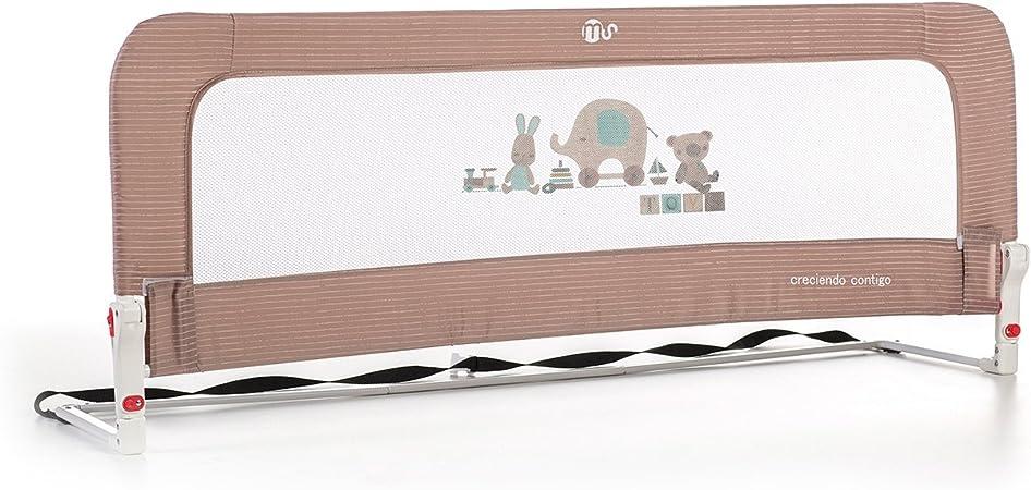 Innovaciones Ms Nido 3013 - Barrera para cama de 2 alturas ...