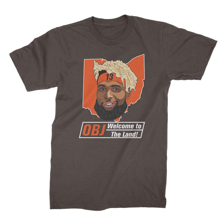 Odell Beckham Jr Browns Shirt Obj Cleveland Shirt 1774