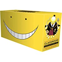 Assassination Classroom Complete Box Set: Includes volumes 1-21 with premium