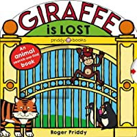 Giraffe Is Lost: An Animal Search-And-Find Book