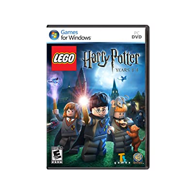 LEGO Harry Potter: Years 1-4 - PC: Video Games [5Bkhe0910224]