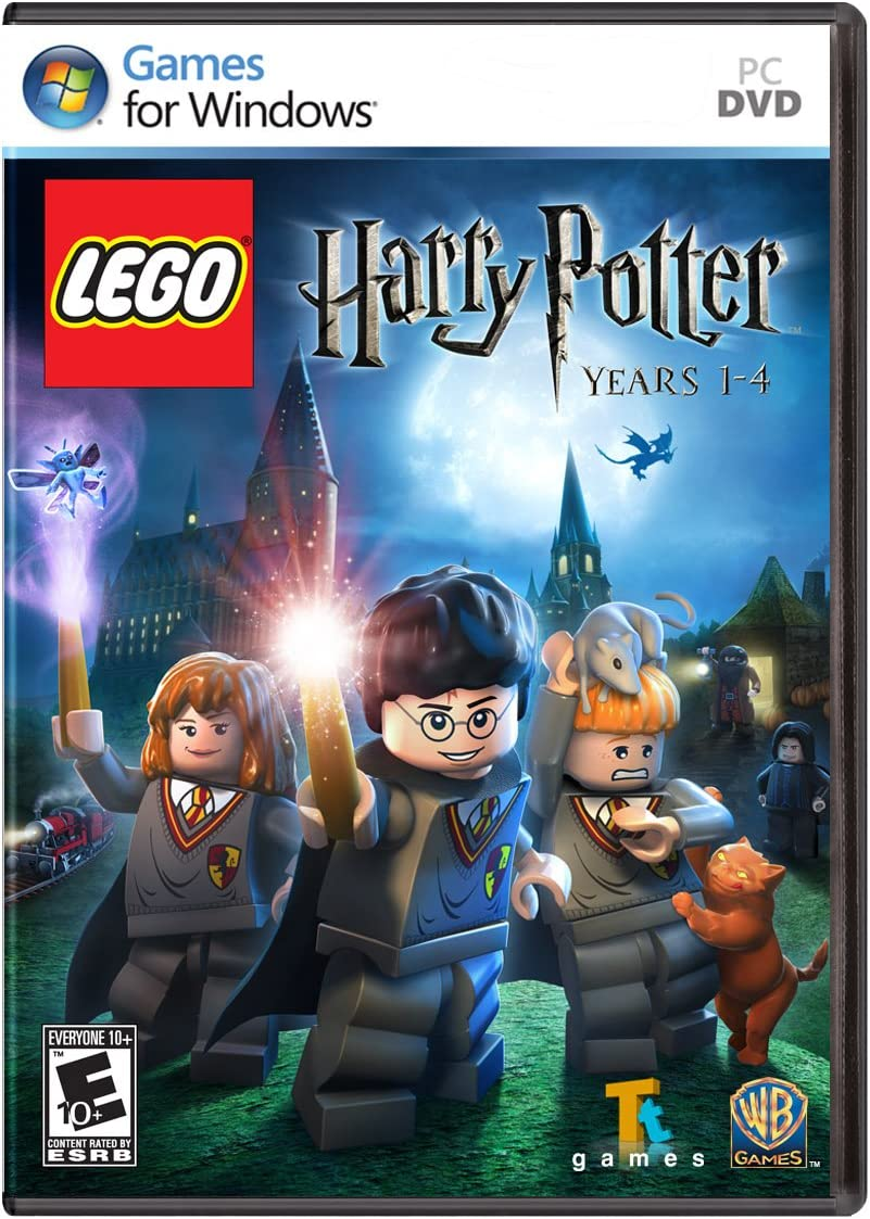Years 1-4 PC LEGO Harry Potter