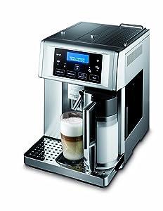 DeLonghi ESAM6700 Gran Dama Avant Touch-Screen Super-Automatic Espresso Machine