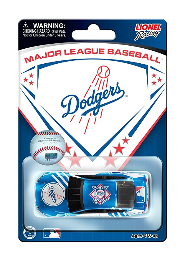 Amazon.com: Los Angeles Dodgers Major League Baseball Hardtop Diecast Car, 1:64 Scale: Toys & Games