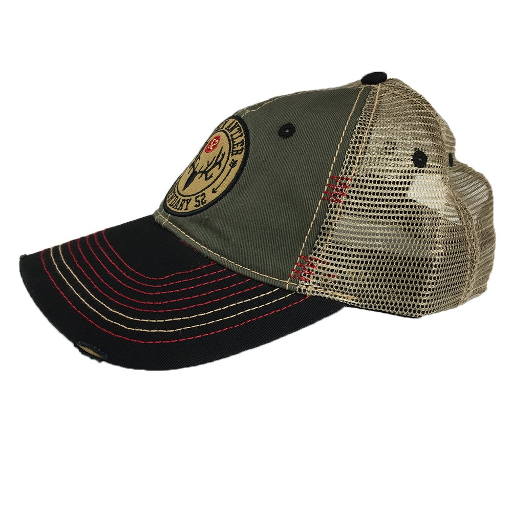 Black Antler Mens Cap Corn Cob OSFM Olive Black at Amazon Men s Clothing  store  1a5cfd00c47a