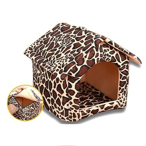 Aibaby Jaulas para Mascotas Desmontables De Verano E Invierno Jaulas para Perros Desmontables Jaula para Gatos