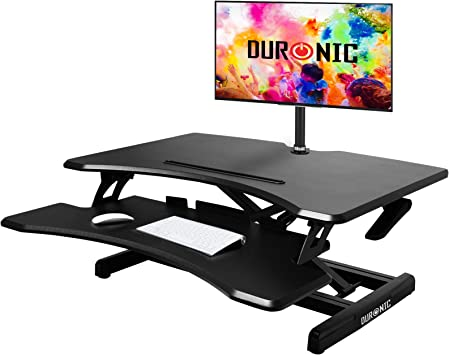 Duronic DM05D16 - Soporte de mesa para ordenador (altura ...