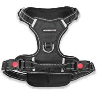 Shine Hai No-Pull Dog Harness with Reflective Oxford Material