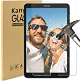 Galaxy Tab A 10.1 Screen Protector, Kany Samsung Galaxy Tab A 10.1 Inch Tempered Glass T580/T585/T581 [High Definition][Bubble Free][9H Hardness] Screen Protector Guard Cover
