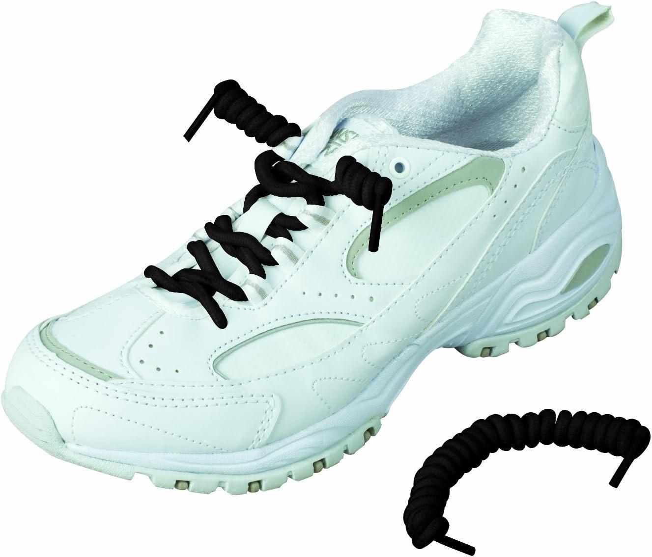 HealthSmart Coiler Elastic Shoe Laces