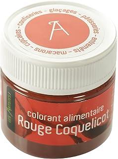 les artistes paris a 0403 colorant alimentaire rouge coquelicot - Colorant Alimentaire Grande Surface