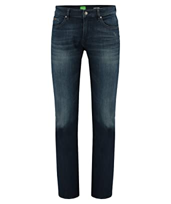 d0889de90105d0 BOSS Green Herren Jeans Denim-Hose