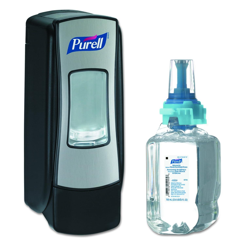 Amazon Com Purell 8705d4 Adx 7 Advanced Instant Hand Sanitizer