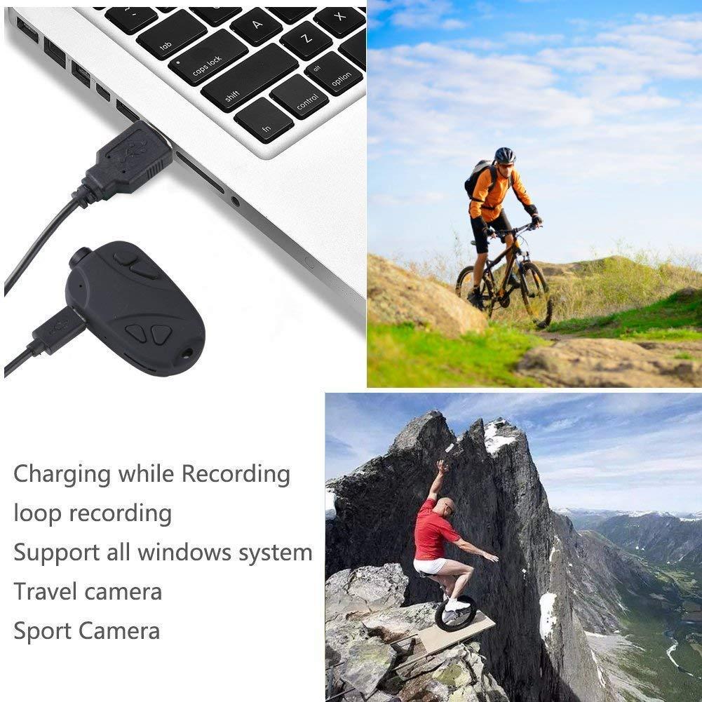 MATECam Hidden Camera 808 1080P Keychain Camera Wide Angle 120 Degree RC Camera Drone Camera by MATECam (Image #4)