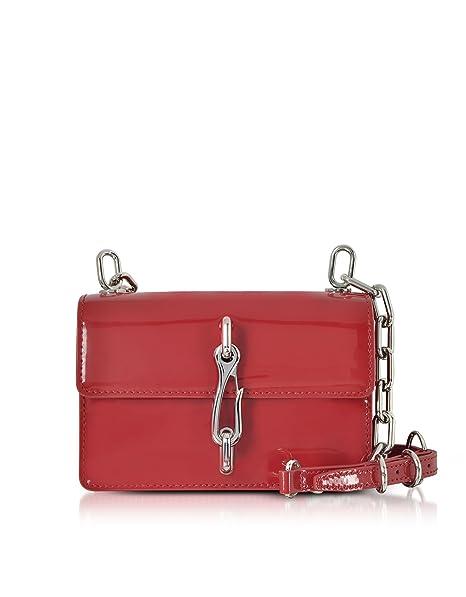 4b6b41562b2b Alexander Wang Women s 2018X0426l601 Red Leather Shoulder Bag  Amazon.ca   Luggage   Bags