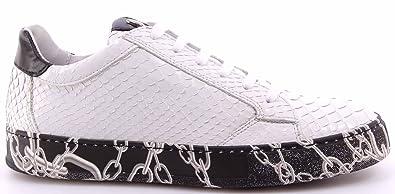 Botticelli Roberto Python Sneakers White Schuhe Limited Damen Made tQBhrCxsdo