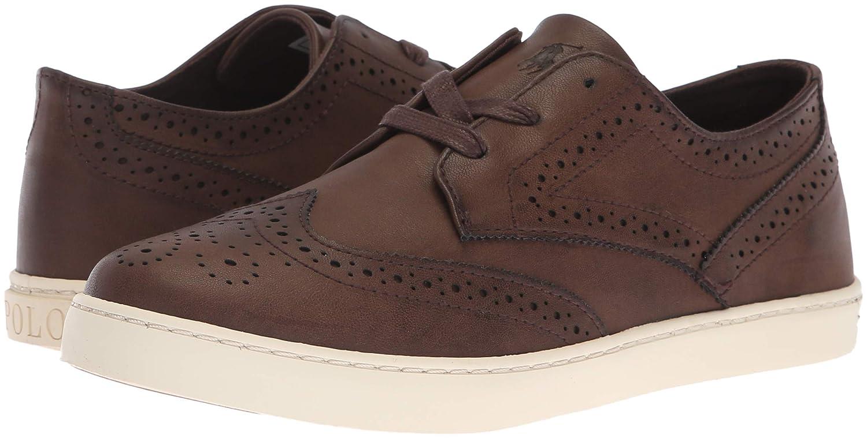 Polo Ralph Lauren Kids Alek Oxford Sneaker