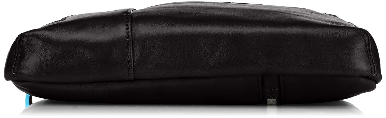 Piquadro axelväska CA1816B2 svart svart