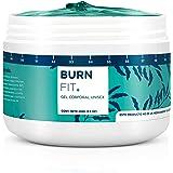 Burn Fit Gel Corporal Reductivo, reduce cintura, aplana abdomen y reduce celulitis