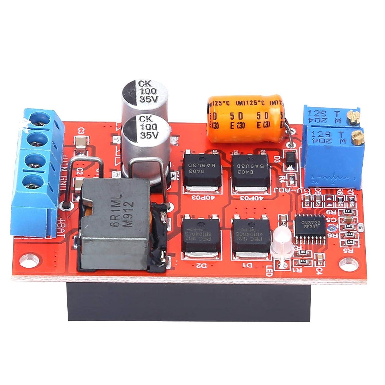 Controlador de carga solar Paneles solares M/ódulo de placa de alimentaci/ón Interruptor autom/ático MPPT para sistema solar