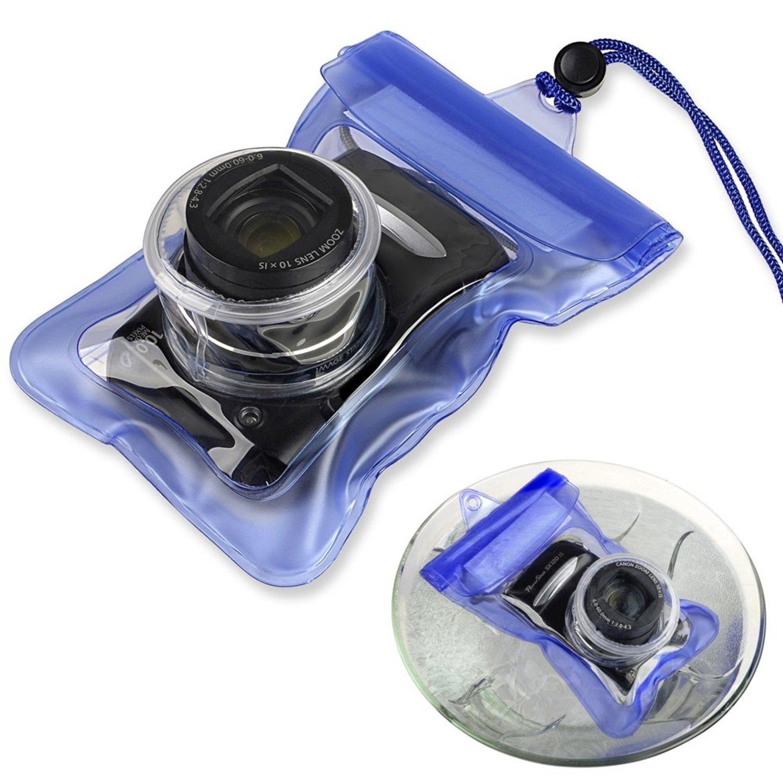 Funda acuatica bolsa submarina foto agua resistente para camara digital Nikon ChannelExpert A20944