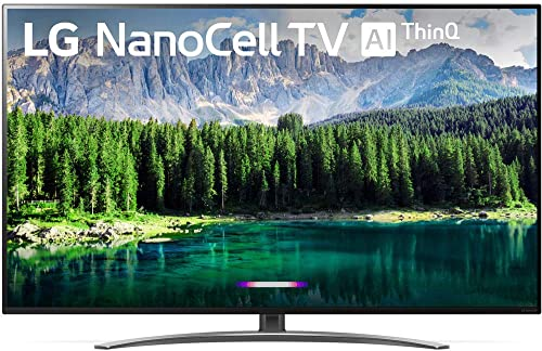 LG 65SM8600PUA 65-inch 4K HDR Smart LED NanoCell TV