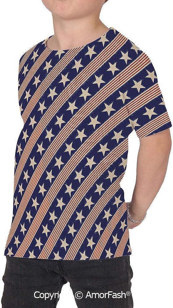 Primitive Country Decor Original Printed Short Sleeve Shirt Size XS-2XL Big,Patr