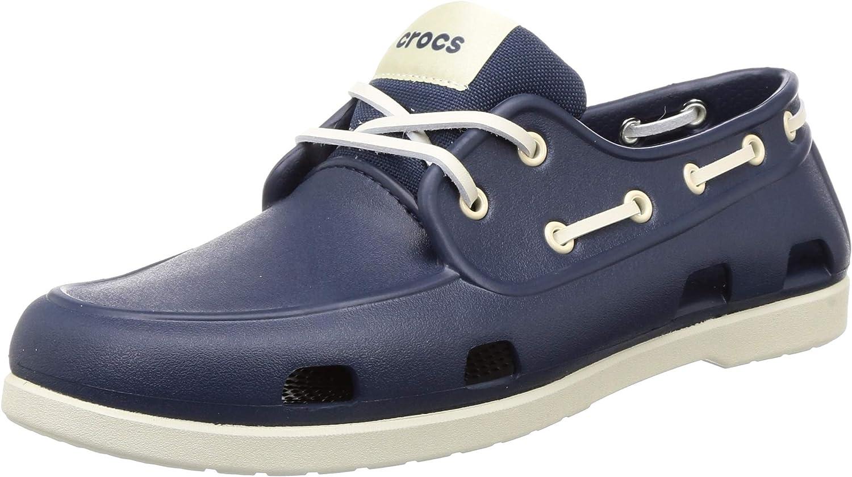 Crocs Mens Classic Boat Shoe M Sandals Leisure time and Sportwear Man