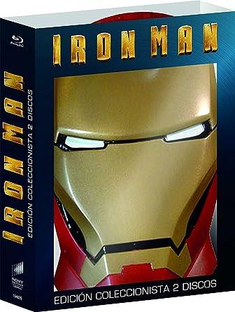Iron Man (Edición Máscara) -- Spanish Release