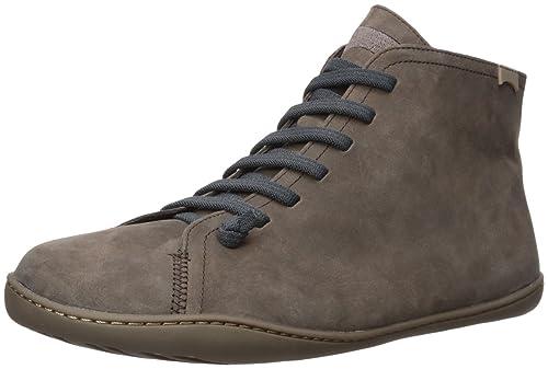 6beaee6b Camper Peu Cami - Zapatillas altas para Hombre, color Marrón (Dark Brown  032)