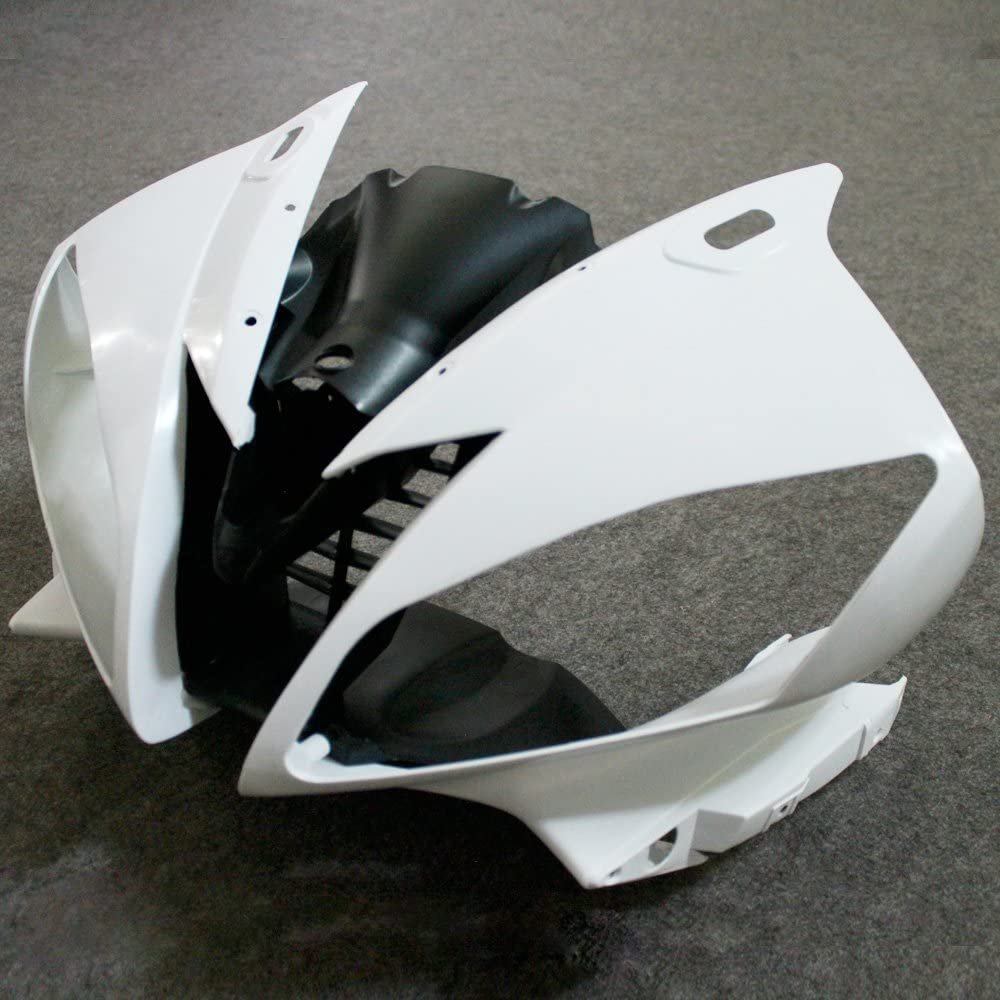 Individual Motorcycle Fairing 2006-2007 ZXMOTO Unpainted Upper Front Nose Fairing for YAMAHA YZF R6