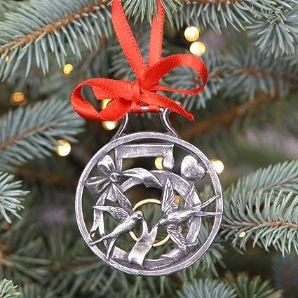 Amazoncom English Pewter Company 12 Days Of Christmas Luxury