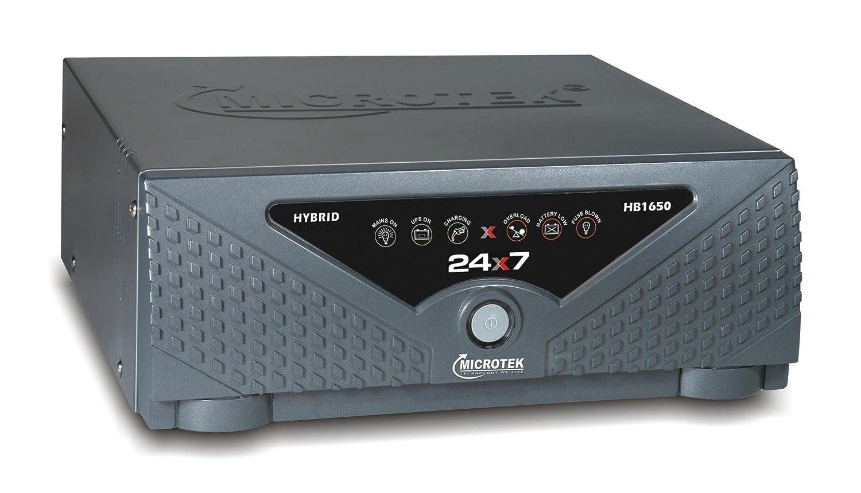 Microtek UPS 24x7 HB 1650 1320- Watt Sinewave Inverter