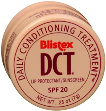 Blistex DCT Daily Conditioning Treatment SPF 20 Lip Balm .25 Oz Valo Vitamin C Bright Eyes All-in-One Eye Treatment