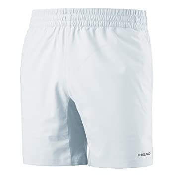 PANTALONES HEAD CLUB SHORT M BLANCO 811767 WH