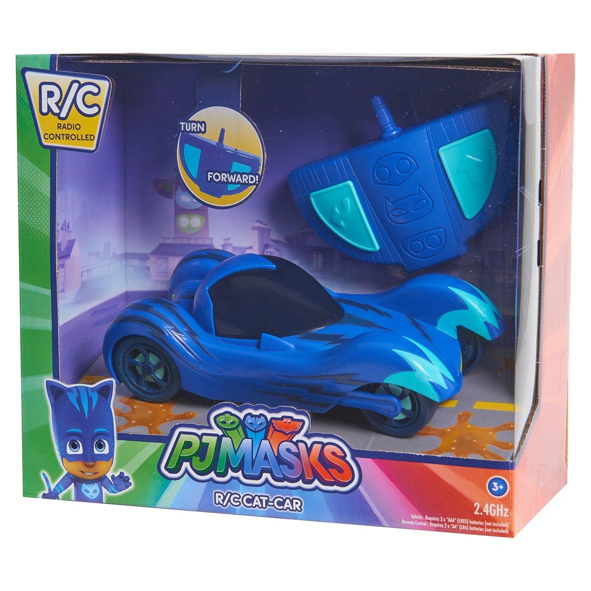 /PJM031/ Pyjamasques PJ Masks /Gecko /Fahrzeug mit Figur/