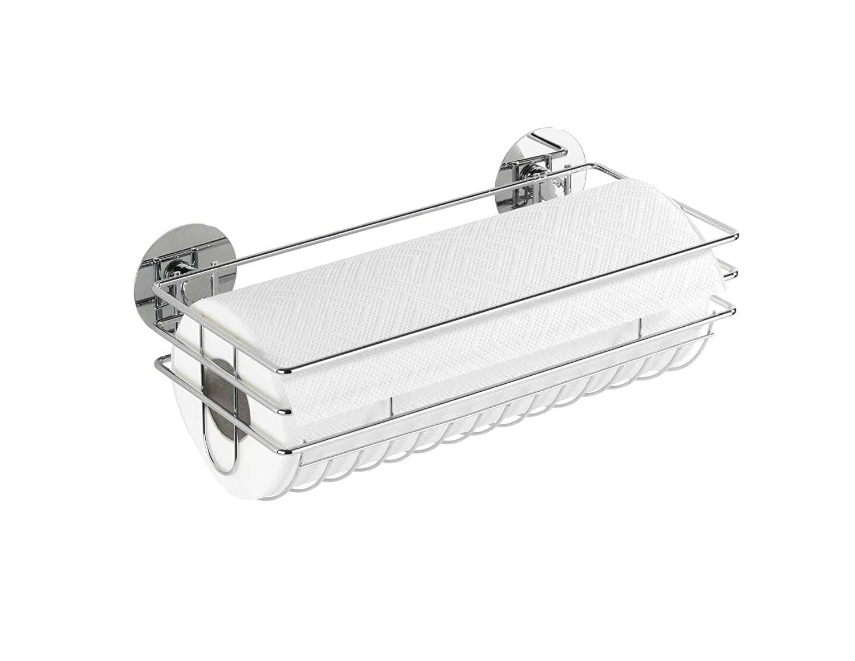 Wenko 5631100 Turbo-Loc Küchenrollenhalter - Befestigen ohne bohren ...