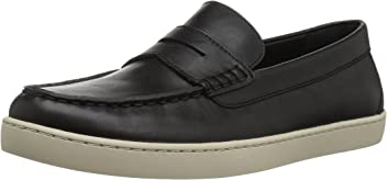 206 Collective Men's Seabeck Boat/Penny Loafer on Cupsole Sneaker
