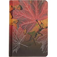 Nightingale Shades Pocket Address Book - Autumn, 128 Pages