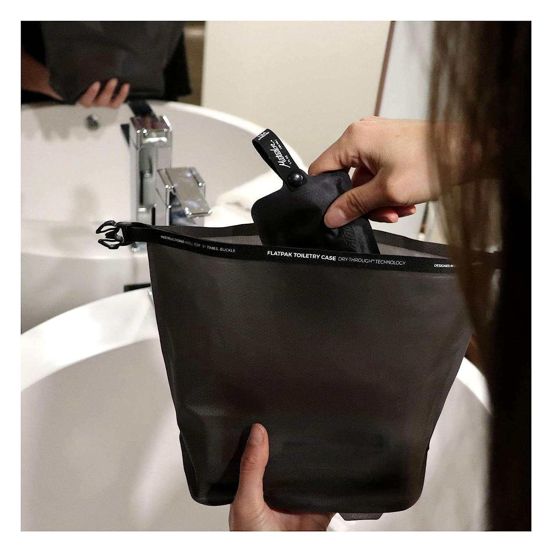 MATADOR FlatPak Toiletry Case Trousse de Toilette 24 cm Noir Black