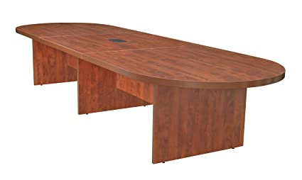 Amazoncom Regency Legacy Inch Modular Racetrack Conference - 144 conference table
