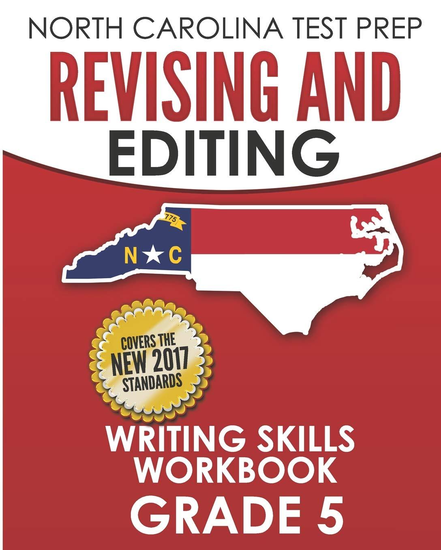 Amazon com: NORTH CAROLINA TEST PREP Revising and Editing