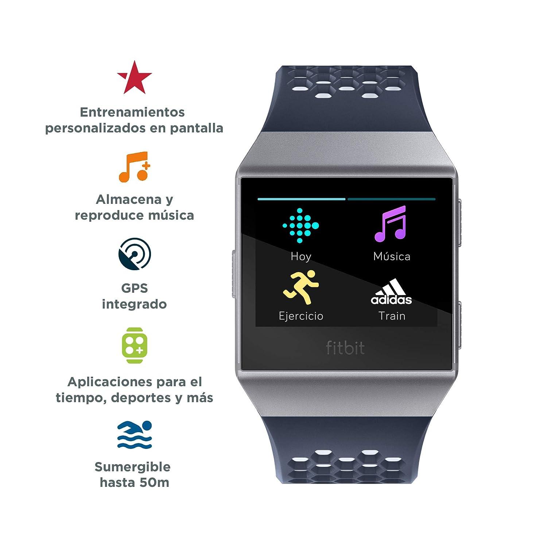 90e5835dfede Fitbit Ionic Adidas Edition