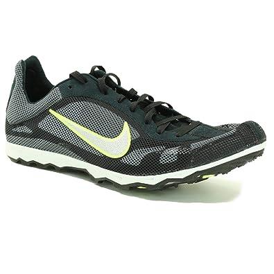 4b6debbfe0086a Nike 361632 Zoom Forever XC 2 Men s Spike Shoes 001 Gray 12.5