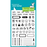 Lawn Fawn Clear Stamp - Plan On It