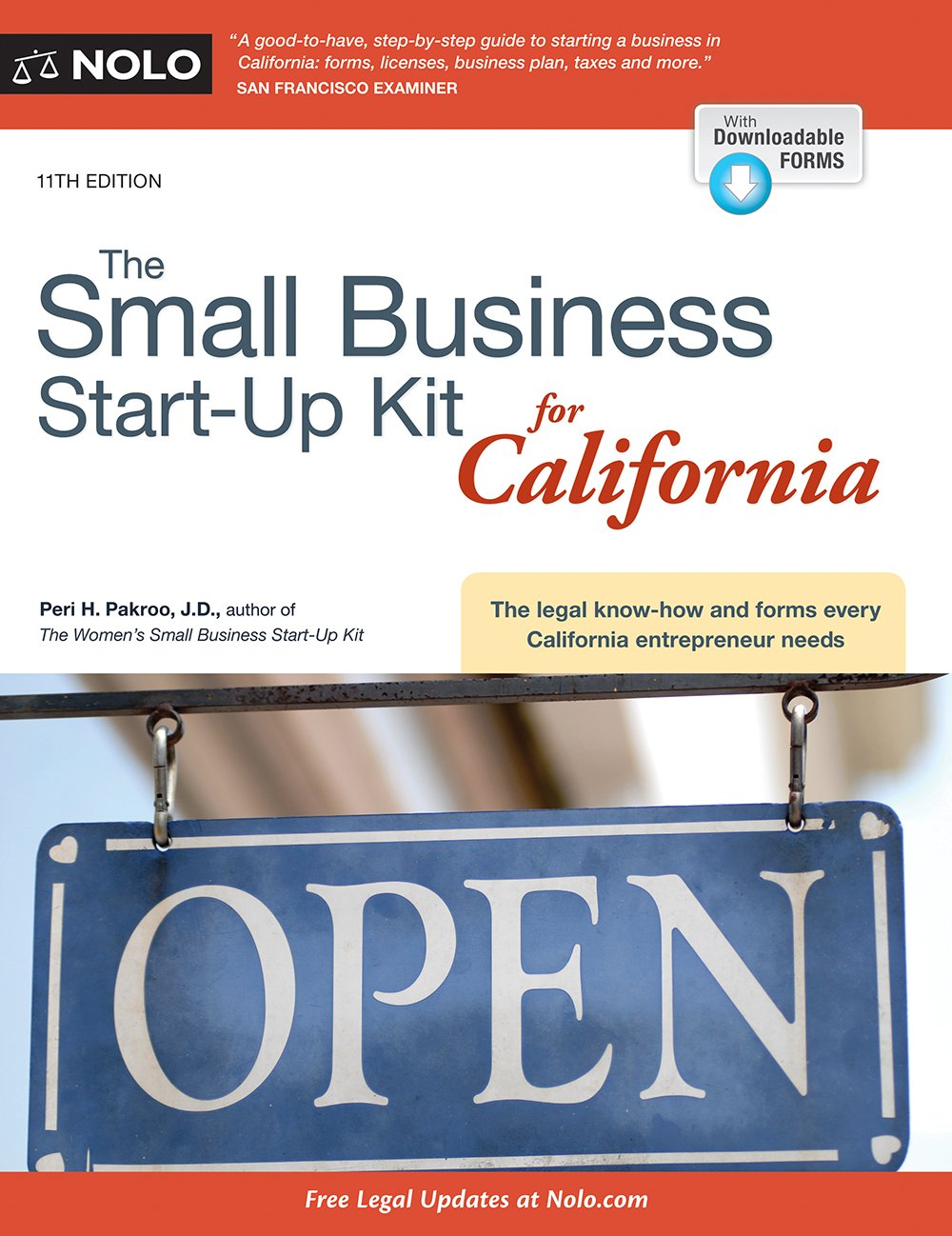 Small Business Start Up Kit California product image