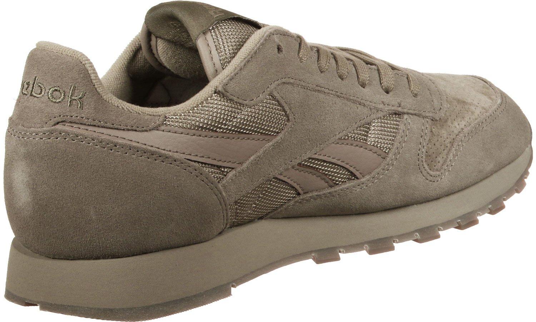 Reebok Classic Leather SM BS8894 Herren Sneaker Grün