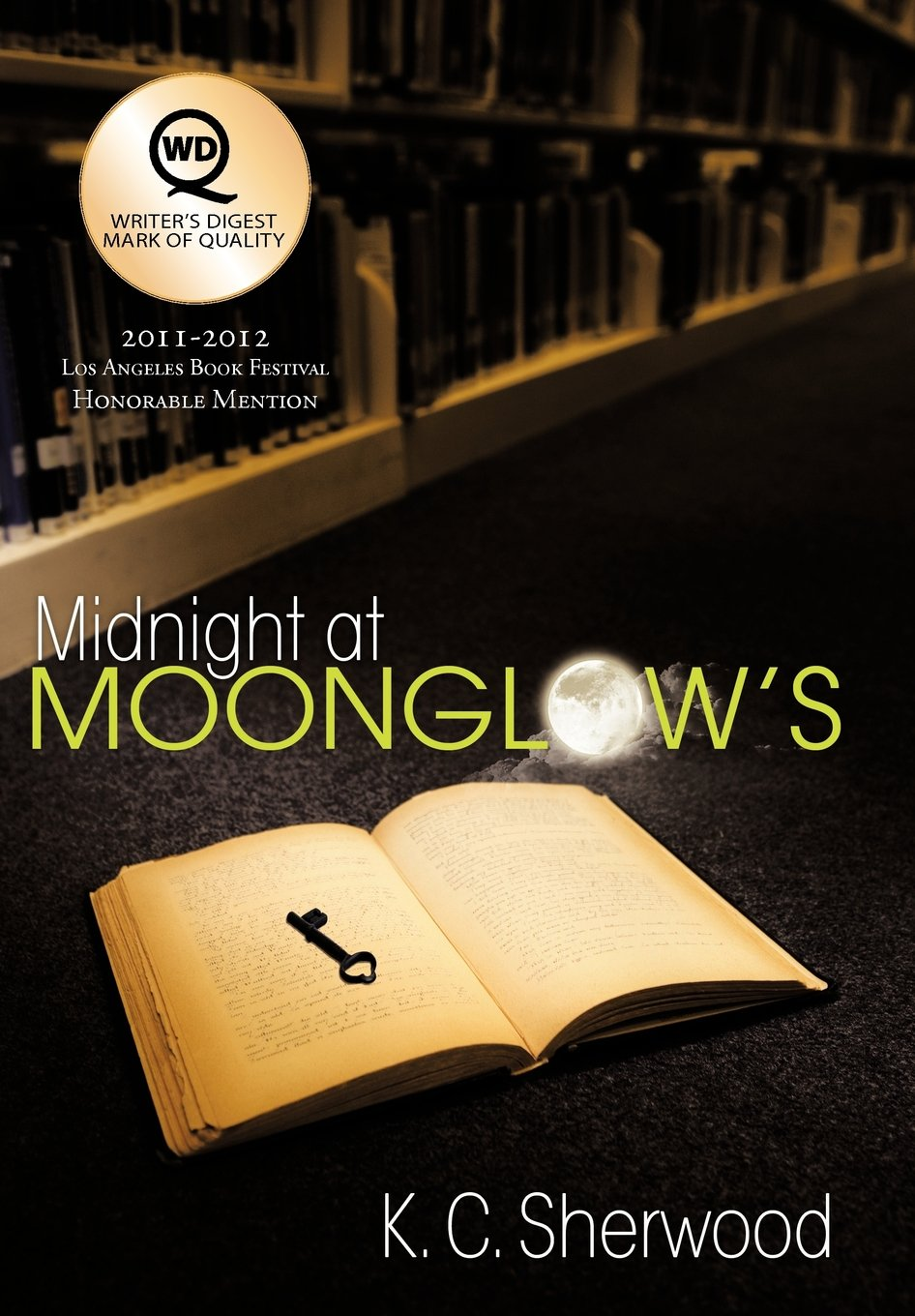 Download Midnight at Moonglow's pdf