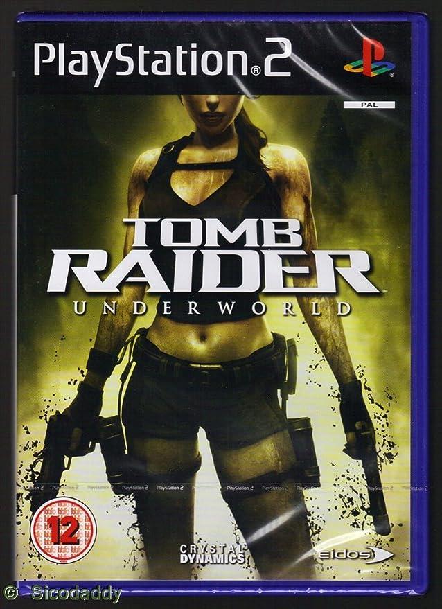 Tomb Raider: Underworld (Playstation 2) [importación inglesa ...