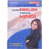 Learn English Through Hindi DVD Comprint